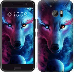 "Чехол на HTC 10 Арт-волк ""3999c-464-19380"""