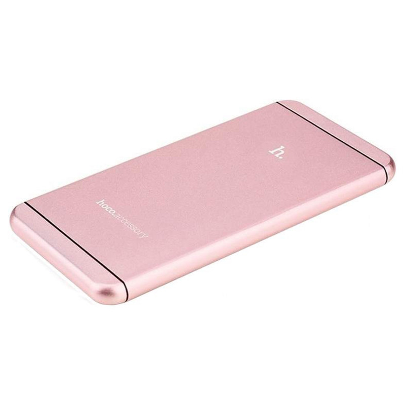 УМБ Power Bank Hoco UPB03 i6 6000mAh Pink Gold