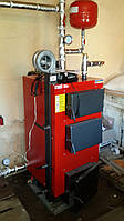 Твердотопливный котел Альтеп КТ-1Е 20 кВт, фото 1