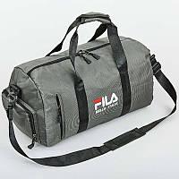 Сумка для спортзала FILA GA-8088 (серый), фото 1