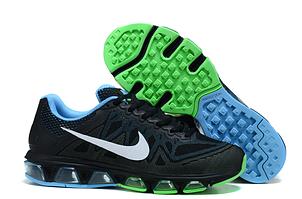 Мужские кроссовки Nike Air Max 2015 Tailwind 7 Running 20k7 черно-сине-зеленые
