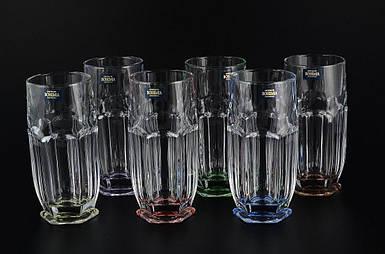 Набор стаканов 6шт*300 мл Bohemia Safari