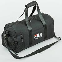 Сумка для спортзала FILA GA-8088 (черный), фото 1
