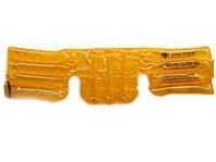 Солевая грелка «Воротник» - желтая