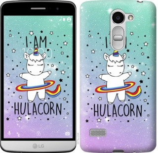 """Чехол на LG K8 2018 I'm hulacorn """"3976u-1384-19380"""""""