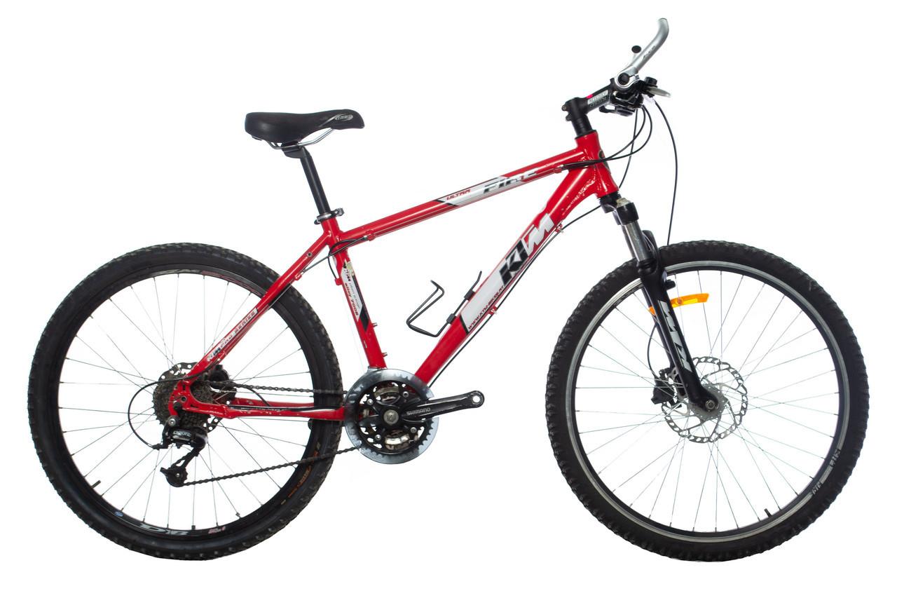 Велосипед KTM Ultra Fire 26 Red Б/У