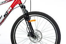 Велосипед KTM Ultra Fire 26 Red Б/У, фото 2