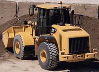 Услуги погрузки фронтальным погрузчиком CAT 950H, Ковш 4м3