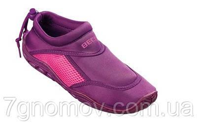 Тапочки для кораллов, аквашузы, обувь для плавания, дайвинга, серфинга BECO 9217 774 , фото 2
