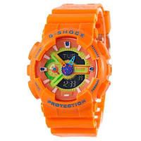 Наручные часы Касио Casio G-Shock GA-110 Разные цвета, фото 7