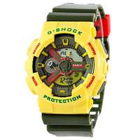 Наручные часы Касио Casio G-Shock GA-110 Разные цвета, фото 5