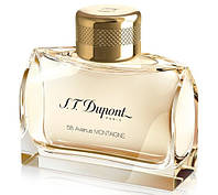 Оригинал S T Dupont 58 Avenue Montaigne pour Femme 90ml edp Дюпон 58 Авеню Монтейн Пур Фем