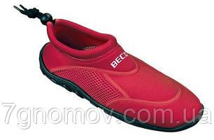 Тапочки для кораллов, аквашузы, обувь для плавания, дайвинга, серфинга BECO 9217 5, фото 2