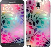 "Чехол на Samsung Galaxy Note 3 Neo N7505 Листья ""2235u-136-17806"""