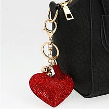 Брелок на сумку в форме Сердца, фото 2