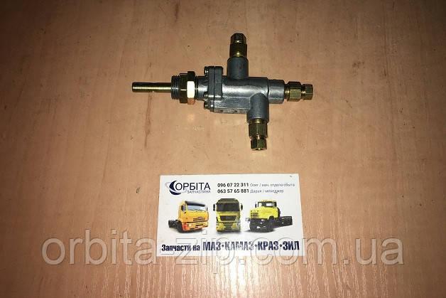 130-5205040-А Кран стеклоочистителя ЗИЛ без ручки (Украина) КР-30