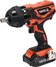 Гайковерт ударный аккумуляторный YATO YT-82804 (Польша)