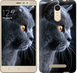 """Чехол на Xiaomi Redmi Note 3 pro Красивый кот """"3038c-335-19380"""""""