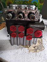 Гидрораспределитель Р80-3/2-444 на Погрузчики, Экскаваторы, Трактора, ПЭ-Ф-1А, ПЭ-0,8Б, Т-150, фото 1