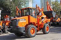 Новый фронтальный погрузчик Doosan SD200N г.п. 3 тонны, ковш 2 м3