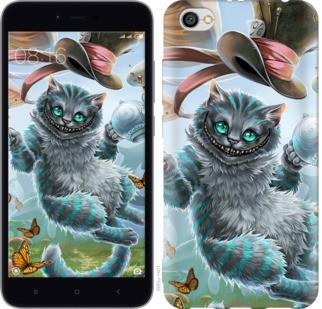"Чехол на Xiaomi Redmi Note 5A Чеширский кот 2 ""3993c-1401-19380"""