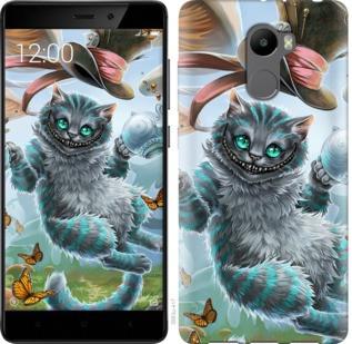 "Чехол на Xiaomi Redmi 4 Чеширский кот 2 ""3993c-417-19380"""