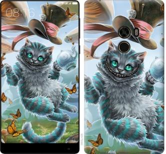 "Чехол на Xiaomi Mi MiX Чеширский кот 2 ""3993u-426-19380"""