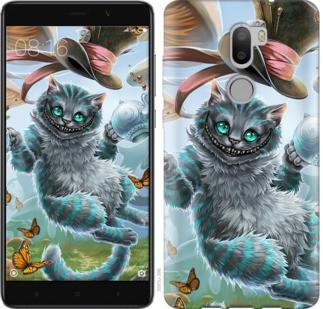 "Чехол на Xiaomi Mi 5s Plus Чеширский кот 2 ""3993c-396-19380"""