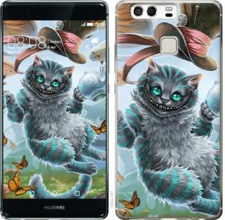 "Чехол на Huawei P9 Чеширский кот 2 ""3993c-347-19380"""