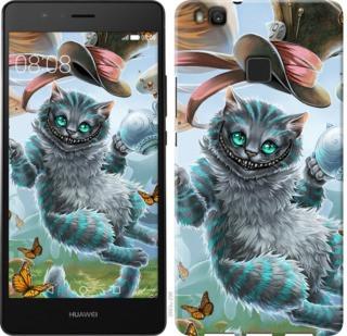 "Чехол на Huawei P9 Lite Чеширский кот 2 ""3993c-298-19380"""