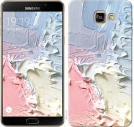 """Чехол на Samsung Galaxy A9 Pro Пастель """"3981u-724-19380"""""""