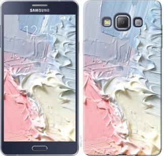 """Чехол на Samsung Galaxy A7 A700H Пастель """"3981c-117-19380"""""""