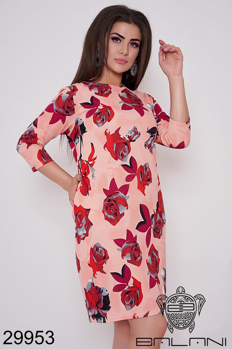Платье 50-64рр