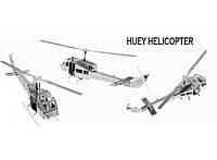 3D конструктор Вертолет 185-18410445