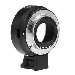 Переходник (адаптер) для оптики Canon (EF) на камеры Sony NEX