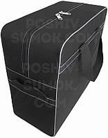 Сумка тканевая размер 55-40-20 см (д-в-ш), для ручной клади, для авиаперелётов