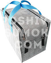 Сумка полипропиленовая, для багажа, для самолёта, для авиаперелётов, размер 70-49-39 см (д-в-ш)