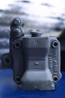 Гидронасос Bosch Rexroth A10 45 DER1 50R