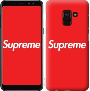 "Чехол на Samsung Galaxy A8 2018 A530F supreme ""3987c-1344-19380"""
