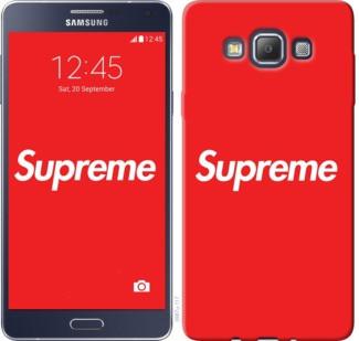 """Чехол на Samsung Galaxy A7 A700H supreme """"3987c-117-19380"""""""