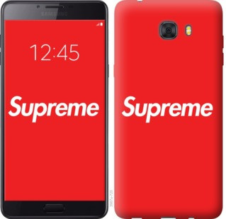 "Чехол на Samsung Galaxy C9 Pro supreme ""3987u-720-19380"""