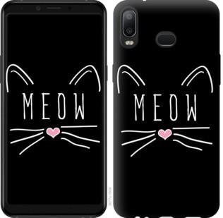 "Чехол на Samsung Galaxy A6s Kitty ""3677u-1604-19380"""