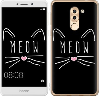 """Чехол на Huawei Mate 9 Lite Kitty """"3677c-474-19380"""""""