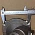 Крышка теплообменника круглого задняя ЯМЗ (алюмин. 4 отв.) 7511-1013710-10, фото 5