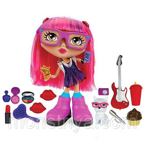 Интерактивная кукла кукла Гэбби - поп-звезда !