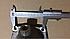 Крышка теплообменника круглого задняя ЯМЗ (алюмин. 4 отв.) 7511-1013710-10, фото 6