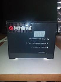 Стабилизатор напряжения релейный Q-Power СН-300 (300 Вт)