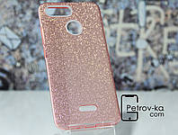 Чехол для смартфона Xiaomi Redmi 6 перламутр Pink