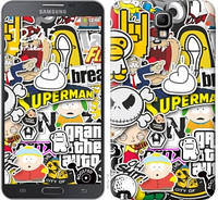 "Чехол на Samsung Galaxy Note 3 Neo N7505 Popular logos ""4023u-136-17806"""