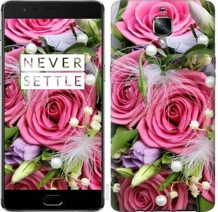 """Чехол на OnePlus 3T Нежность """"2916c-1617-19380"""""""